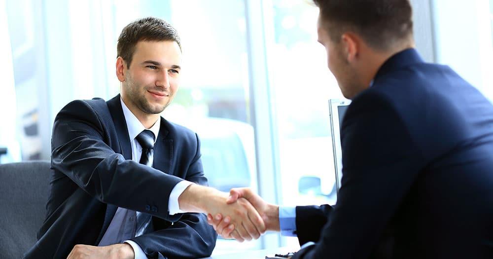 Business employment
